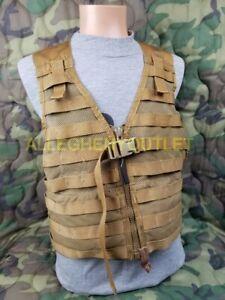 Fighting Load Carrier Vest Tactical USMC Coyote Brown MOLLE II GC