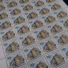 feuille sheet Bogen Deutschland berlin Nr.237 x50 1965 neuf luxe mnh