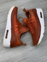 NIKE WMN Nike Air Max 90 -AO1520-800- Orange/CORAL Size 9 - Sneakers Shoes - D1