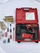 Hilti Dx 460 Powder Actuated Nail Gun