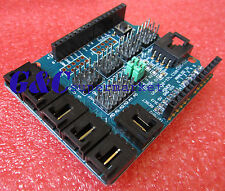 5Pcs Analog Module Sensor Shield Duemilanove For Arduino V4 Uno Digital Ic New