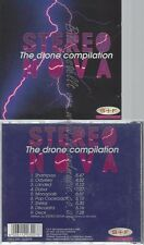 CD--STEREO NOVA -- -- DRONE COMPILATION --