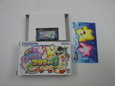 Starfy 3 Game Boy Advance GBA Japan Ver