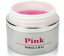 """UV 1-Phasen-Gel """"Pink"""" rosa 40ml/ Aufbaugel Aufbau Gel Aufbau-Gel Builder Gel"""