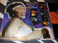QUEEN IDA & The Bon Temps Zydeco Band Crescendo Records LP Shrunkwrap 1982