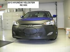 Lebra Front End Mask Cover Bra Fits 2013 Hyundai Veloster RE:MIX