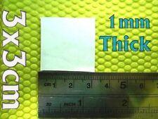 2X Thermal Pad 3X3cm 1mm Xbox360 GPU CPU VRAM Chip