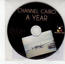 (DV400) Channel Cairo, A Year - 2012 DJ CD