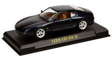 BK14 Ferrari 456 M Azzurra Coupe Dark Blue 1/43 Scale New on Plynth