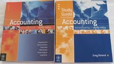 ACCOUNTING Business Reporting for Decision Making + Study Guide 2005