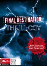 Final Destination (DVD, 2008, 3-Disc Set)