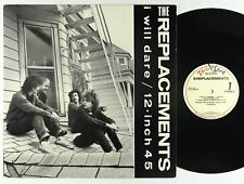 """Replacements - I Will Dare 12"""" - Twin/Tone VG+"""