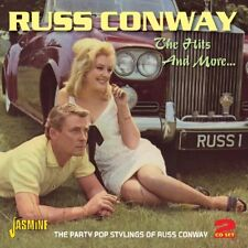 Russ Conway - The Hits and More Cd2 Jasmine