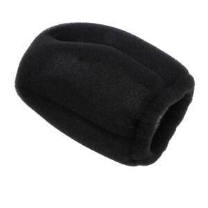 Universale Asciugacapelli Calzino Diffusore Ventosa Asciugatura Attacco Nero