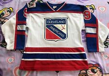 Cleveland Americans Men's Amateur Hockey League Little Caesars Team Jersey Xl #9