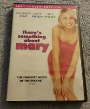 There's Something About Mary (1998) - Dvd Movie - Comedy - Cameron Diaz - New