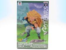 [FROM JAPAN]Dragon Ball Kai DXF Fighting Combination vol.3 Super Saiyan 3 Go...