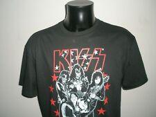 Kiss Rock Band-destructor Tour 76' Cotton camiseta Grande Nuevo Con Etiquetas