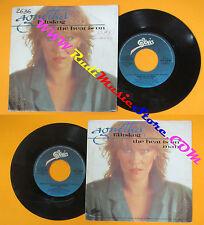 LP 45 7'' AGNETHA FALTSKOG The heat is on Man 1983 italy EPIC ABBA no cd mc dvd