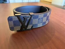 Louis Vuitton Brown Damier Belt - Size 95/38