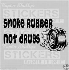 SMOKE RUBBER DECAL 210x05mmCapt'n Skullys Stickers Online MPN 2035 M/PURPOSE