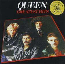 Queen Greatest Hits Best Of CD ALBUM