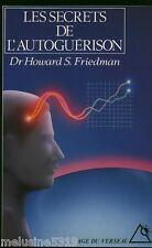 Livre psychologie les secrets de l'autoguérison   book