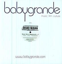 Disques vinyles singles rap