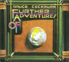 Bruce Cockburn – Further Adventures Of-Deluxe Edition, Reissue, Remastered