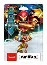 Nintendo - figura amiibo Samus Aran Colección Metroid