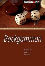 Buch Backgammon