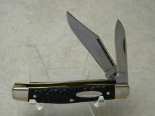Camillus Western USA + WTX Rough Black Jack Knife