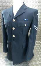 Genuine British RAF No1 Royal Air Force Dress Uniform Jacket/Tunic Size 100cm S