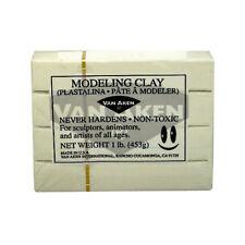 Van Aaken Modeling Clay 1Lb White