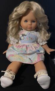 "Zapf Creation Antique Doll ""Molly"""