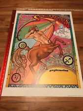 POSTER SIGNED /& NUMBERED   #12-490  RBW1 L ZODIAC GEMINI  by FERET