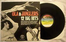 OLA & JANGLERS - 12 BIG HITS - ANNO 1969 - CLAN BF ES LP 7013