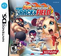 New International Track and Field - Nintendo DS