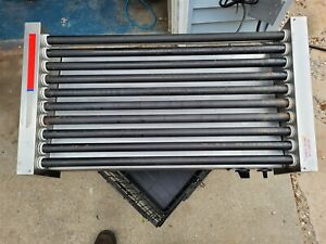 APW Wyott Standex Roller Grill HRS-50s Hot Dog Grill - Tested - Great Shape