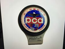 Offizielle PORSCHE pca Car Club of America Pitchfix Mütze Cap Clip Golf Ball Marker