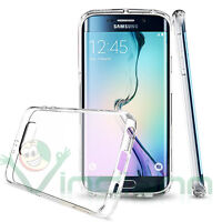 Custodia AIR ultra sottile cover trasparente p Samsung Galaxy S6 Edge G925F case