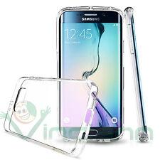 Custodia AIR ultra sottile cover trasparente p Samsung Galaxy S6 Edge G925F case
