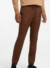 $460.00 PLUX TAX BRAND NEW Z Zegna Techmerino Size 30 Wash&Go Slim Pants