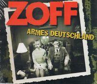 Zoff - Armes Deutschland - Maxi CD NEU  In 100 Jahr'n