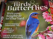 Gardening for  BIRDS & BUTTERFLIES  magazine 2016  welcome songbirds to yard a8