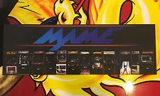 Mame Arcade Marquee Classics Multicade Emulator Translight Header Sign Backlit