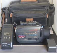Panasonic PV-IQ Camcorder -  Black