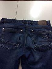 """Men's Tommy Hilfiger Signature Blue Jeans Size 34 X 31 Rise 11"""" EUC"""