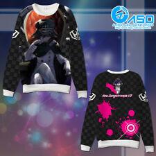 Anime Hoodie New Danganronpa V3 Ouma Koukichi Cosplay warm Casual Sweatshirt
