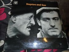 STEPTOE AND SON RECORD LP MAL 1160 /  MARBLE ARCH / 1962